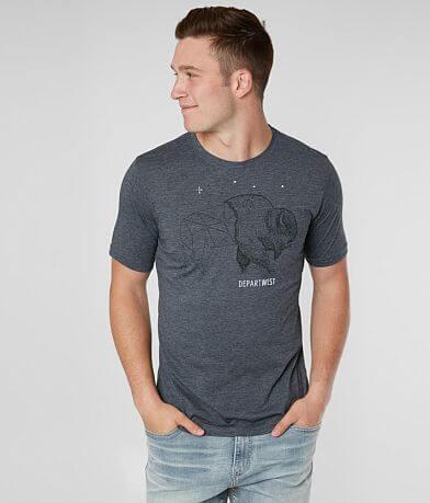 Departwest Buffalo Star T-Shirt