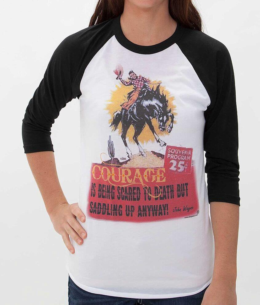 Gina Courage Is T-Shirt front view