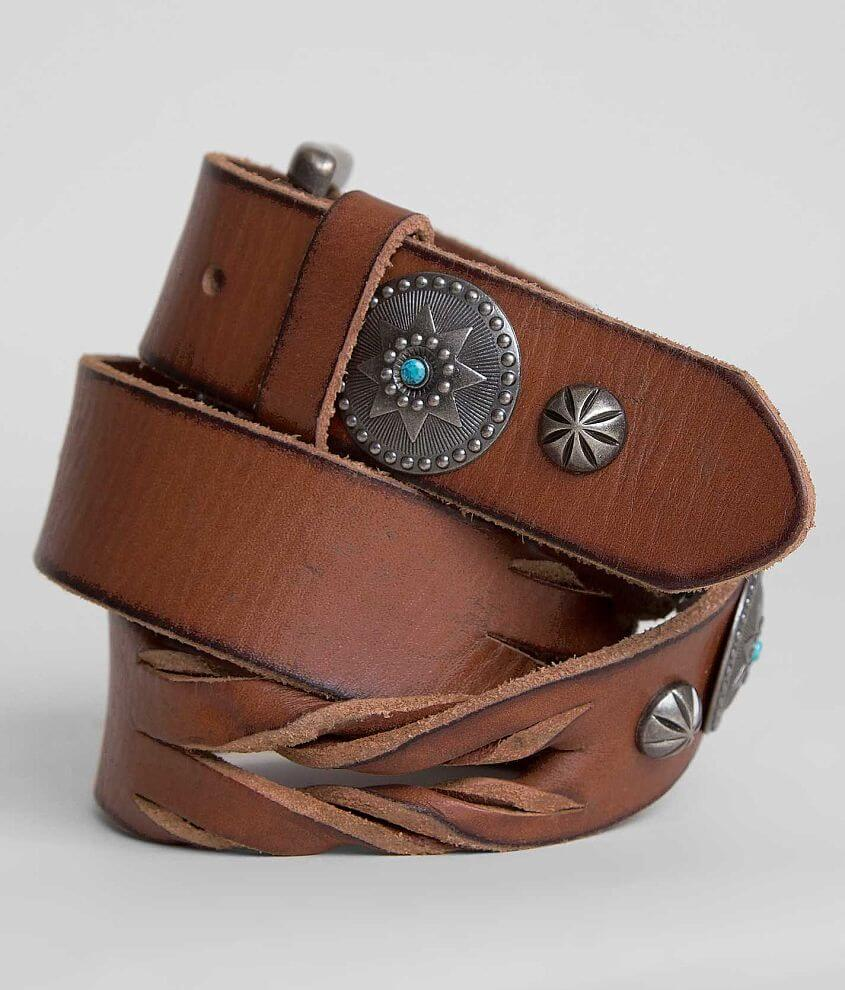 BKE Concho Belt front view