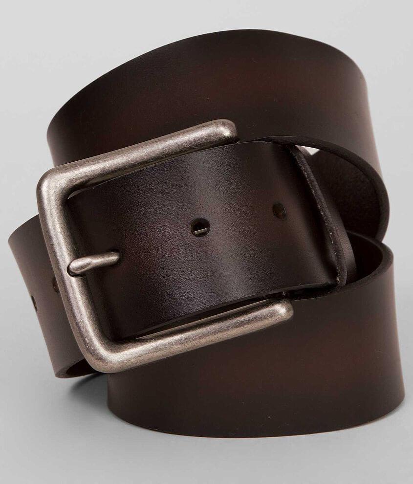 BKE Phoenix Leather Belt front view