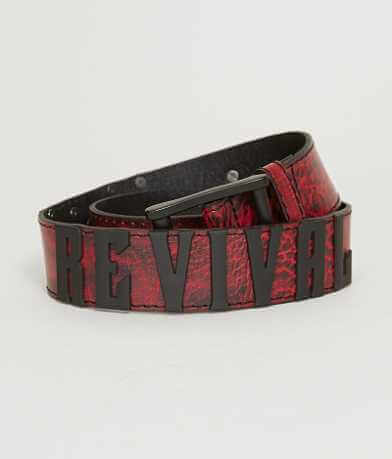 Rock Revival Rock Tie Dye Belt