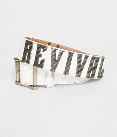 Rock Revival Rock Georgia Leather Belt