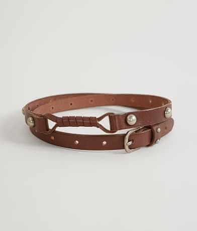 Indie Spirit Skinny Belt
