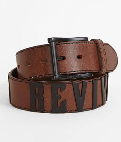 Rock Revival Rhett Leather Belt