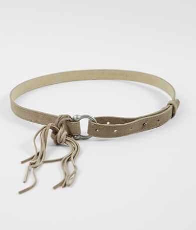 Indie Spirit Designs Leather Belt