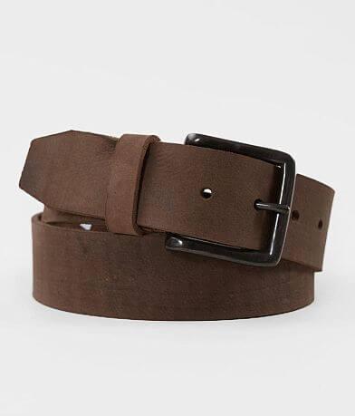 BKE Distressed Leather Belt