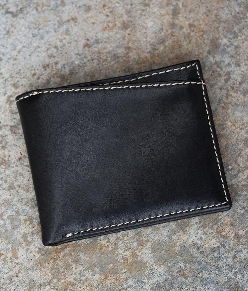 BKE Paul Traveler Wallet front view