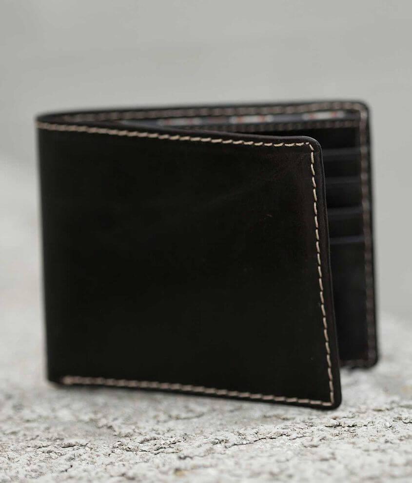 BKE Nolan Traveler Wallet front view