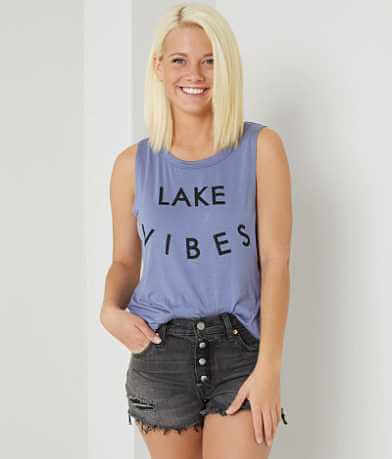 FITZ + EDDI Lake Vibes Tank Top