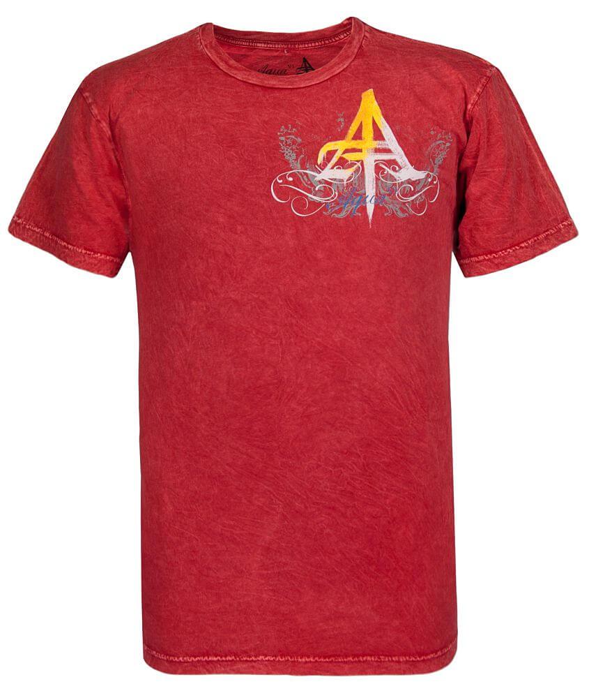 Aqua VI Don't See T-Shirt front view