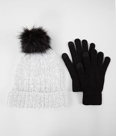 BKE Beanie & Glove Box Gift Set