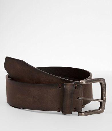 Montana Leather Belt