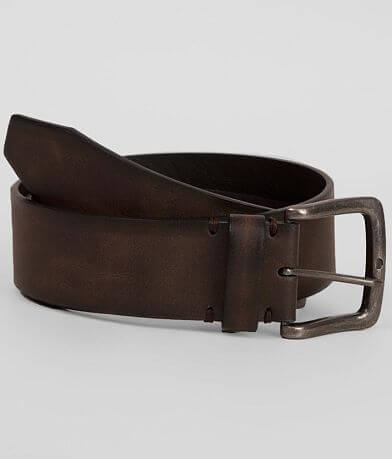 Montana Leather Belt