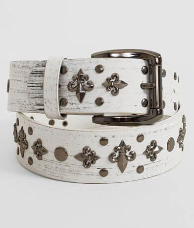 B Icon Studded Belt