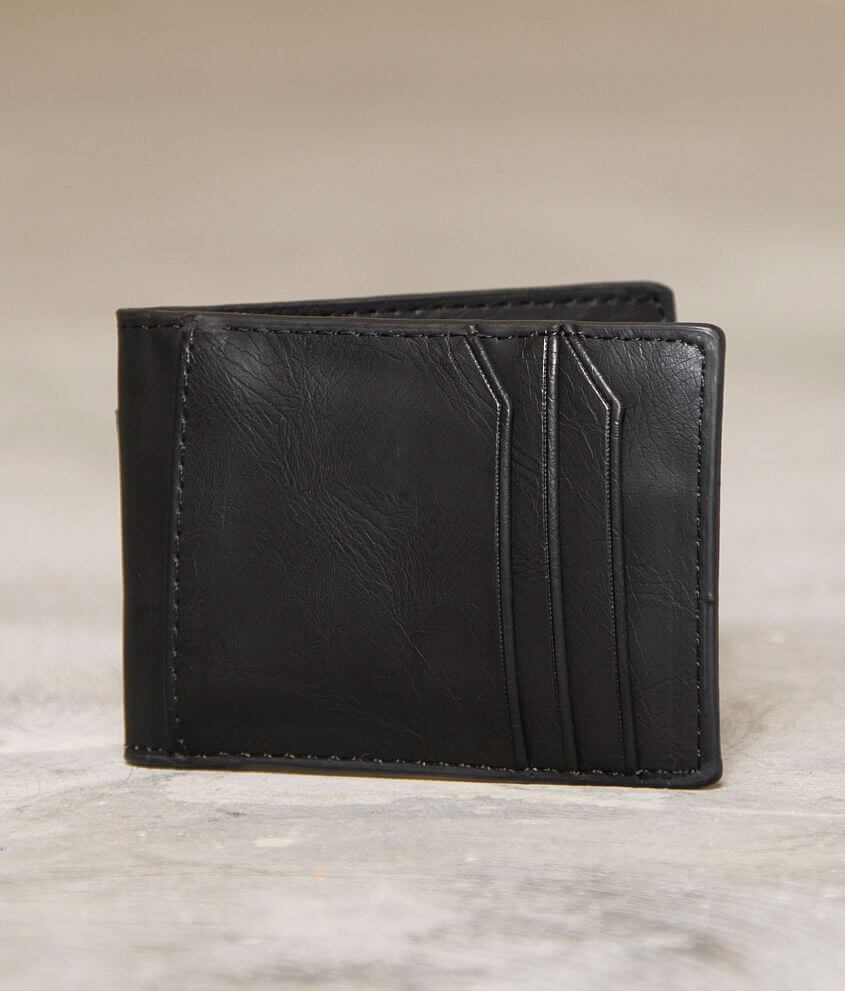 BKE Leather Wallet front view