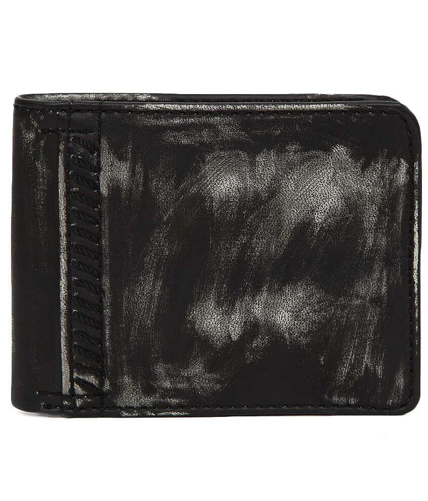 BKE Traveler Wallet front view