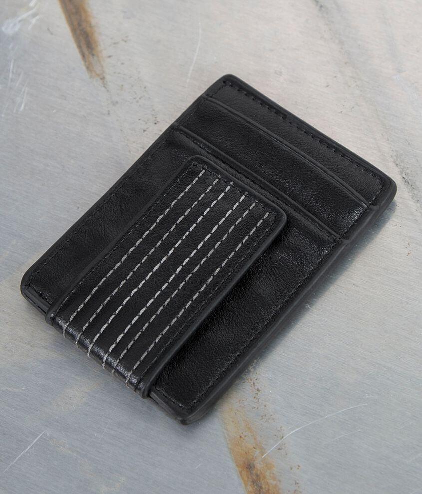 Men's BKE Money Clip Wallet front view