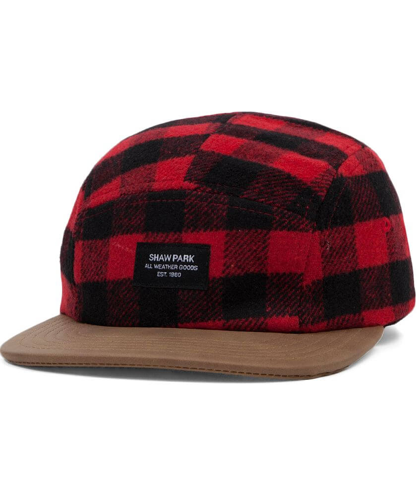 Shaw Park Brawny Hat front view
