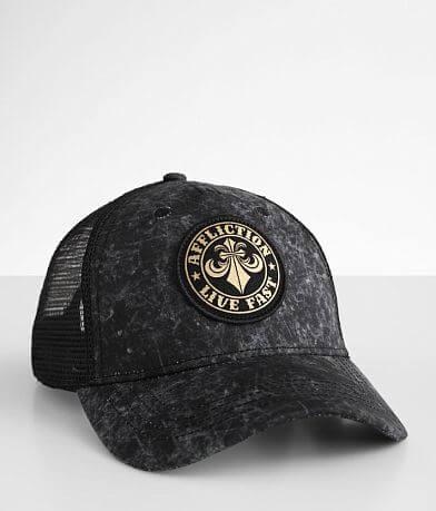 Affliction Falsify Trucker Hat