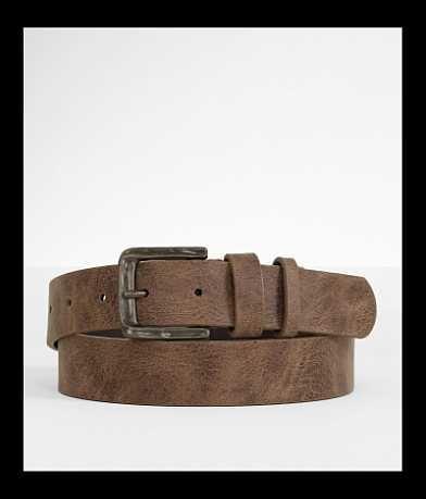 BKE Faux Leather Belt