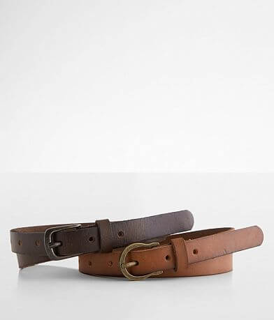 Indie Spirit Designs Leather Belt Set