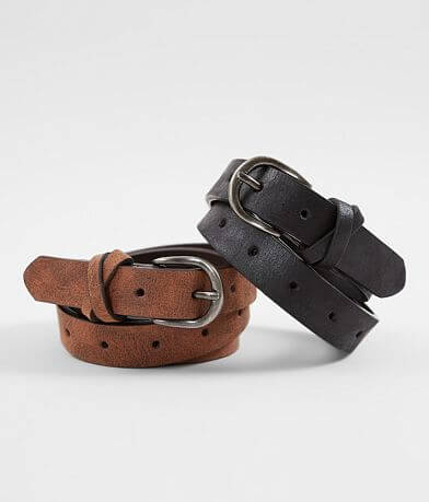 BKE 2 Pack Basic Belt