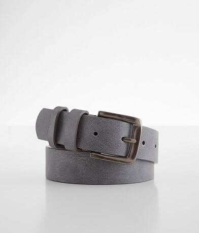 BKE Faux Leather Belt