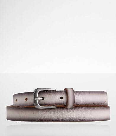 Indie Spirit Designs Skinny Leather Belt