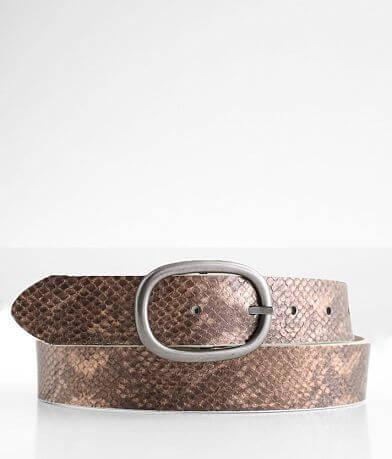 BKE Reversible Snake Print Belt