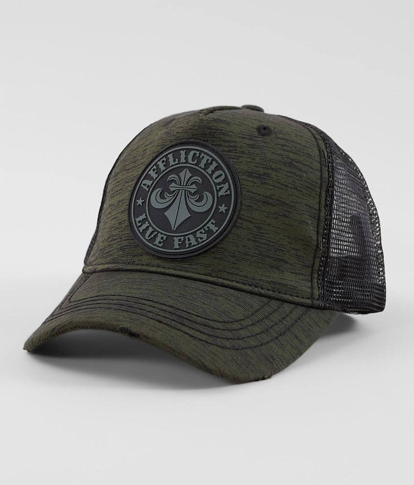 Rubber patch mock twist snapback hat Grinding details One size fits most