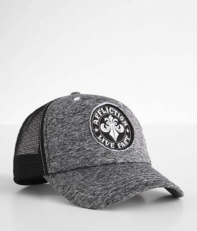 Affliction Live Fast Trucker Hat