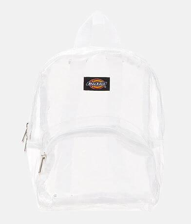 Dickies® Clear Mini Backpack