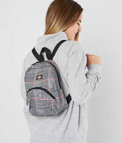 Dickies Houndstooth Mini Backpack