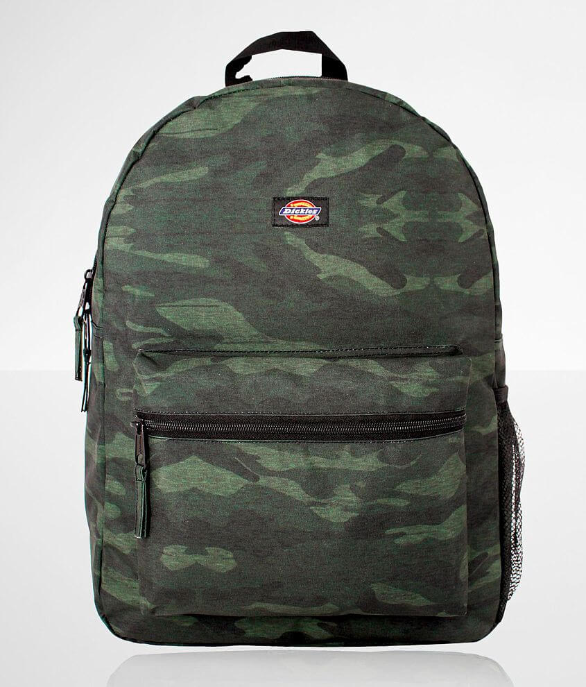 Dickies® Student Camo Backpack front view
