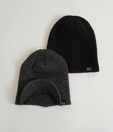 BKE Jett Two Pack Beanies
