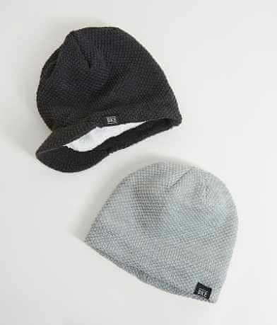 BKE Rhett Two Pack Beanies