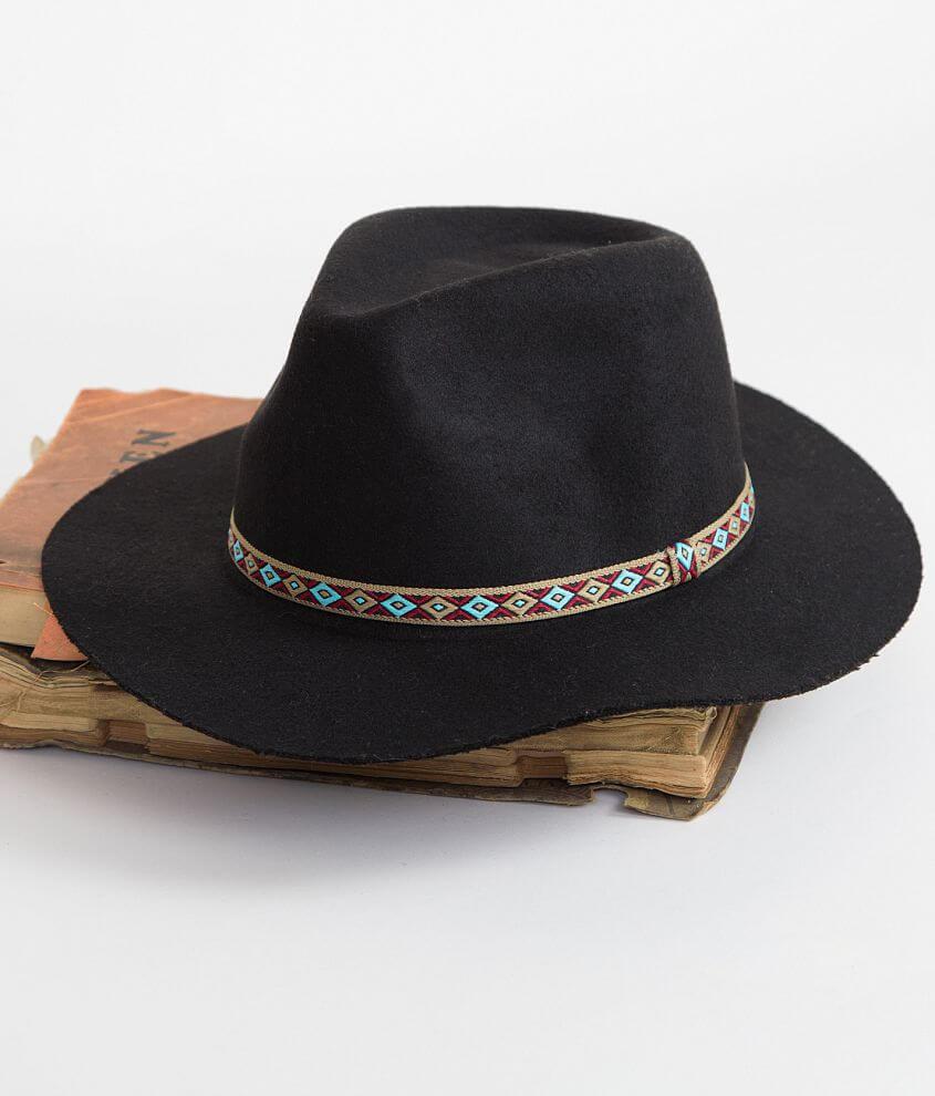 Shaw Park Panama Hat front view