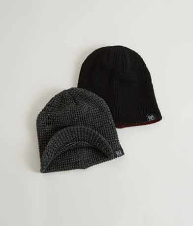 Boys - BKE Jett Two Pack Beanies