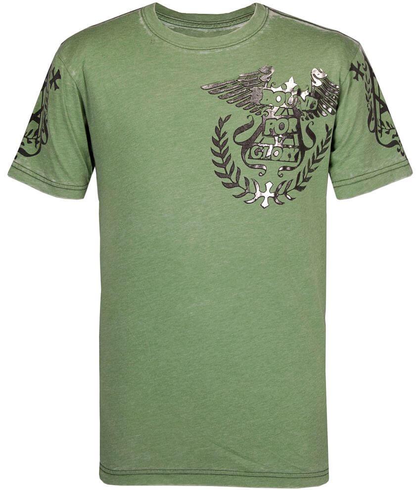 Archaic Black Prayer T-Shirt front view
