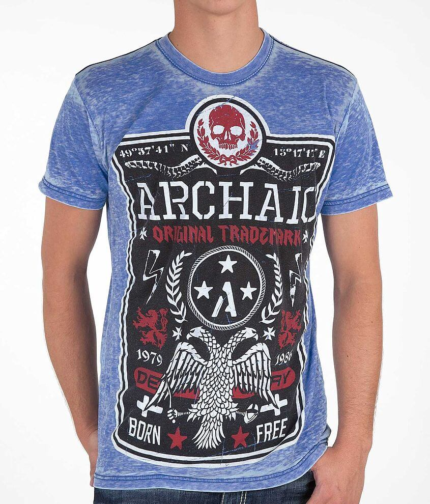 Archaic Wake Up T-Shirt front view