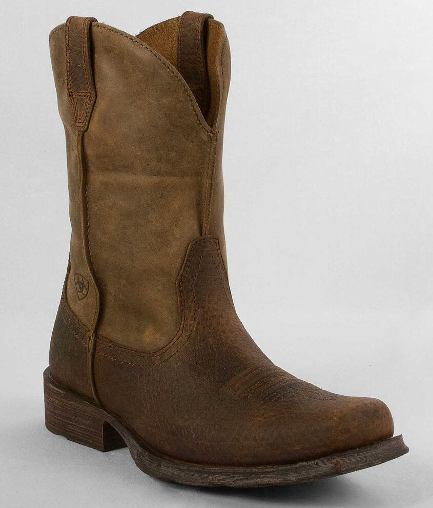 Style 10002317/Sku 913656 Distressed leather western boot 10\\\