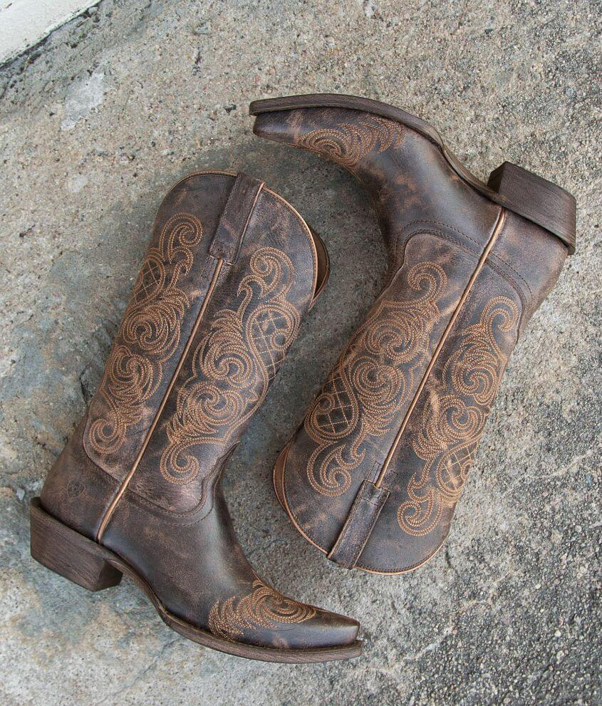 Ariat Bright Lights Cowboy Boot front view