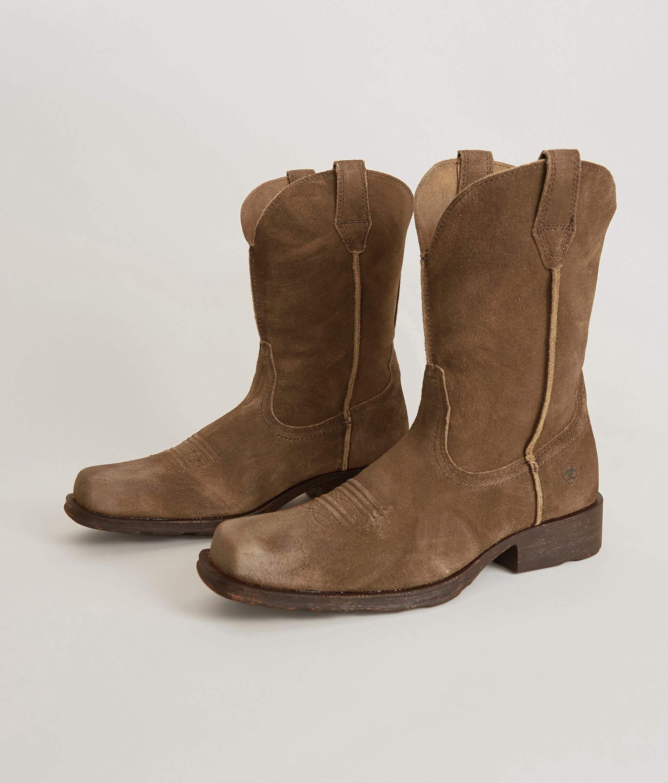 bb33cec449c Ariat Urban Rambler Leather Boot - Men's Shoes in Antique Mocha ...
