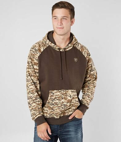 Ariat Patriot Hooded Sweatshirt