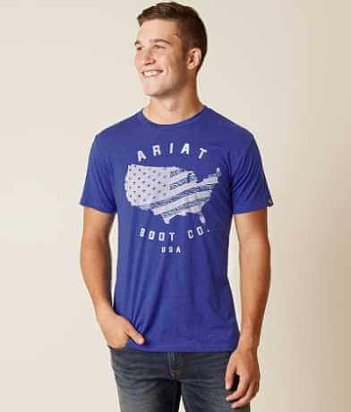 Ariat USA Boot T-Shirt