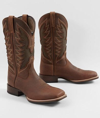 ded56836587 Ariat VentTEK  8482  Ultra Leather Cowboy Boot