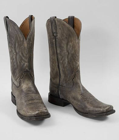 Ariat Circuit Sidepass Leather Cowboy Boot