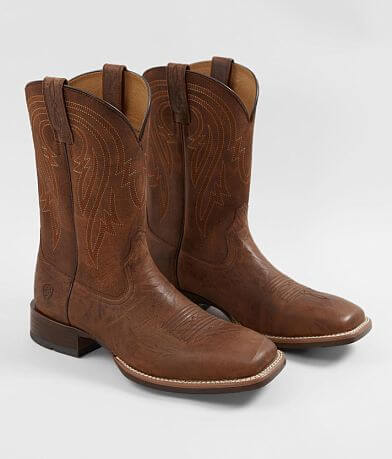 ea2d8f5f174 Ariat Plano Leather Cowboy Boot