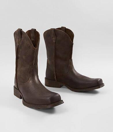 Ariat Rambler Leather Cowboy Boot