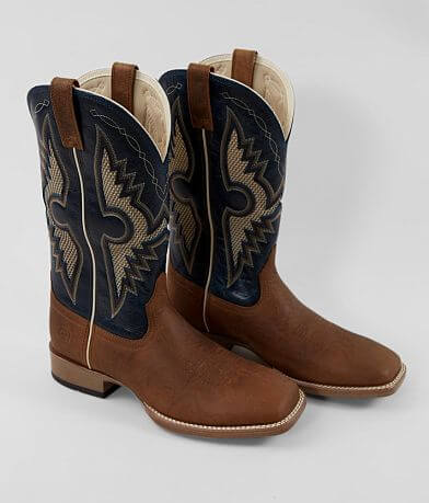 Ariat Solado VenTEK™ Leather Cowboy Boot
